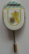 Ehren-Anstecknadel, Bronze